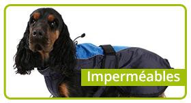 manteau pluie pour chien